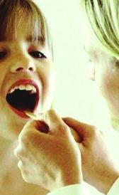 Imágen de tratamiento de la faringoamigdalitis